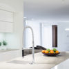 Dekton Kitchen – Blanc Concrete